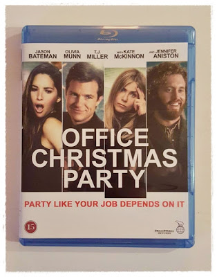 Office Christmas party dvd