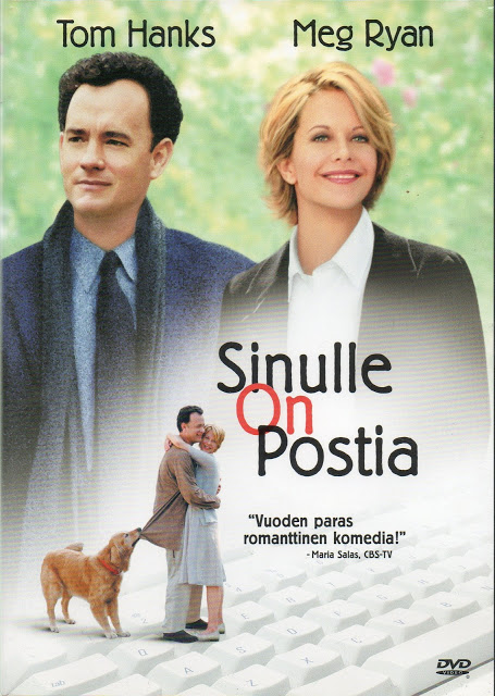 Sinulle on postia -dvd.